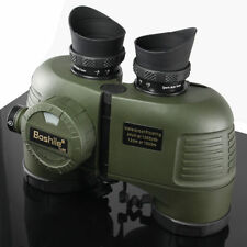 HD Powerful Military Navy Binoculars Telescope Waterproof Nitrogen W Rangefinder