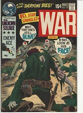 Star Spangled War Stories #153 Unknown Soldier Enemy Ace Kubert Silver Age DC