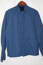 THEORY Zip Front Blouson Jacket Size L  100% Nylon