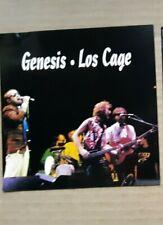 Genesis – Los Cage LIVE LOS ANGELES 1/13/84 RARE japan Highland cd 1998
