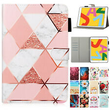 """For iPad 10.2 7th/9.7"""" 6th Gen 5th/Air 3rd/Mini 4 5/Pro 10.5 Leather Case Cover"""