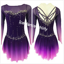 Stunning Ice Figure Skating Dress figure skating costumes girls For Competition