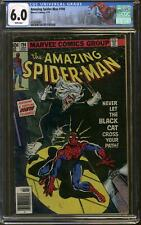 Amazing Spider-Man #194 CGC 6.0 (W) 1st Appearance of Black Cat
