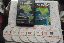 FS GLOBAL ULTIMATE THE AMERICAS PC-DVD FAST POST ( FLIGHT SIM X & FSX 2004 )
