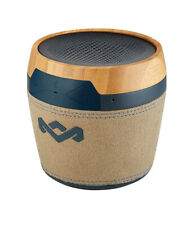 House of Marley Chant Mini Bluetooth Wireless Portable Rechargeable Speaker Navy