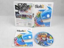 De Blob 2 Wii Nintendo Complete PAL