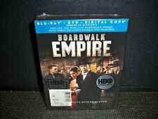 BOARDWALK EMPIRE COMPLETE SECOND SEASON HBO  BLU-RAY DVD DIGITAL SEALED