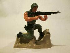 1974 Mattel Heroes in Action Military Soldier Sniper/Marksman/Infantry Figure HK
