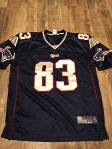 Wes Welker New England Patriots NFL Jerseys for sale | eBay