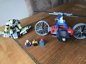 LEGO Marvel Super Heroes Spider-Helicopter Rescue (76016)