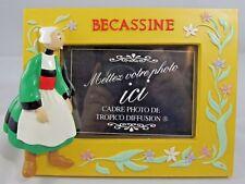 "1997 Becassine (Paris/Breton) Tropico Diffusion Picture Frame (3"" x 4.5"")"