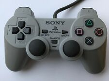Ps1 original Controller gris anlaogsticks Sony PlayStation SCPH - 1200