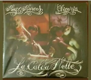 Noyz Narcos Chicoria La Calda Notte CD + DVD SIGILLATO Truceboys Truceklan itp