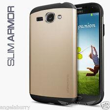 Gold Armor Tough Heavy Duty Case Cover For Samsung Galaxy J1 J100Y
