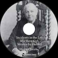 Incidents in the Life of a Slave Girl - MP3 CD Audiobook in paper sleeve