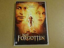 DVD / NOT FORGOTTEN ( SIMON BAKER, PAZ VEGA )