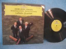 LaSalle Quartett, Dubussy/Ravel, Streichquartte, Deutsche Grammophon 2530 235