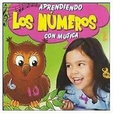 FREE US SHIP. on ANY 2 CDs! NEW CD Various Artists: Aprendiendo Los Numeros Con