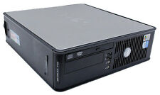 Dell OptiPlex 745 Small Form Factor, Dual Core2 2.13GHz, 2GB, 80GB, W7/10 & more