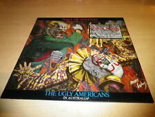 WALL OF VOODOO - THE UGLY AMERICANS - RARE VINYL!!!!!