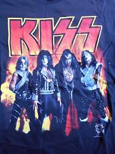 RARE 90's VINTAGE KISS KIZZ T SHIRT METAL ROCK POWERPOP NEW never worn or washed