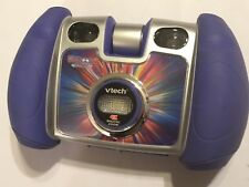 VTECH KIDIZOOM TWIST CAMERA BLUE KIDS CHILDS BOYS TUFF TOUGH DIGITAL CAMERA