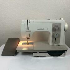 BERNINA SPORT 811 SEWING MACHINE SWITZERLAND MACHINE + PEDAL + 000 ZIG-ZAG FOOT