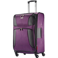 "Samsonite Aspire XLite 25"" Upright Expandable Spinner Luggage (Potent Purple)"