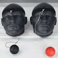 Boxing Fight Ball Head Band fit Reflex Speed Training Boxer Punching Equip Props