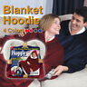 Hoodie Blanket Sweatshirt Adult Children Soft Warm Ultra Plush Comfortable Giant