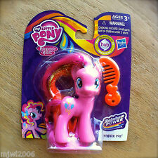 "My Little Pony PINKIE PIE Friendship is Magic RAINBOW POWER Hasbro 3"" MLP New"