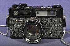 Yashica electro 35 GT/buscador cámara con color Yashinon DX 1,7 x 45mm