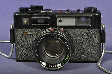 Yashica Electro 35 GT/mirino fotocamera con Color Yashinon DX 1,7 x 45mm