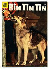 Rin Tin Tin #7 (Dell) FN6.5