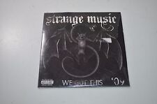 Strange Music We Got This '09 Sampler CD Tech N9ne Krizz Kalliko Big Scoob