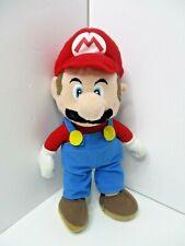 2011 Super Mario Bros Plush Doll Mario Soft Toy Stuffed Animal Teddy 9 inch