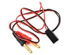 LRP Universal Charging Lead (Futaba RX/TX Plug) [LRP65823]