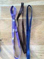 Brown ELASTIC BELT FOR DANCE, Leotard, Elasticated Waist Band Chocolate Costume