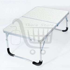 Outdoor Portable Lightweight Aluminum Folding Adjustable Table US Free Shipping