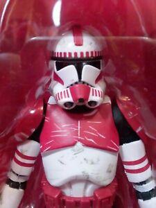 Star Wars Black Series EE ORDER 66 IMPERIAL SHOCK TROOPER  6 Inch MINT  figure