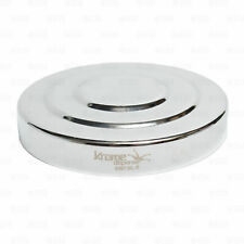 "Draft Beer Tower 3"" Chrome Replacement Cap Top Lid Cover"