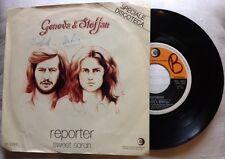 "GENOVA & STEFFAN - SWEET SARAH - 7"" (Italy 1976)"
