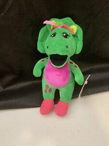 """Baby Bop Fisher Price Barney Buddies 8"""" Soft Plush W/Tag K7"""
