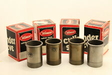 4 CHEMISE CB 750 FOUR 1969-78 KIT 915 cc WISECO SLEEVE H26 CYLINDRE HONDA 67 mm