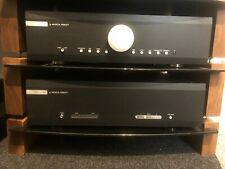 Musical Fidelity M6s PRE Preamplifier + PRX Power Amp, Black
