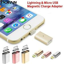 Magnetic Connector for iPhone 7 6s 6 Plus IOS Android Charger Charging Adapter