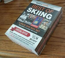 Best Of Skiing (DVD) RARE FILMS! Greg Stump The Blizzard of Aahhhs aahhh's NEW