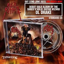 """Ol Drake """"Old Rake"""" CD - NEW"""