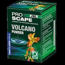 Jbl proscape volcan poudre 250g-oligo-éléments et minéraux pour des substrats p