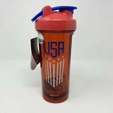 Blender Bottle Special Edition Pro Series 28 oz. Shaker Mixer Cup - USA Stripes